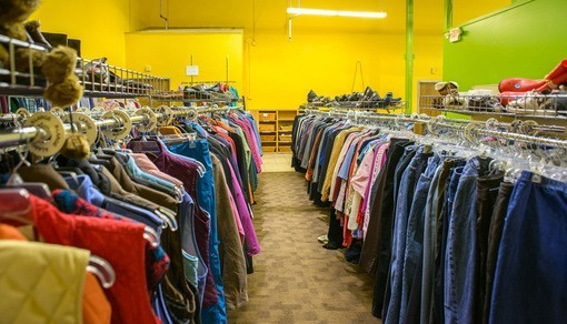 The Truth About Your Clothing Donations | NOT JUST A LABEL