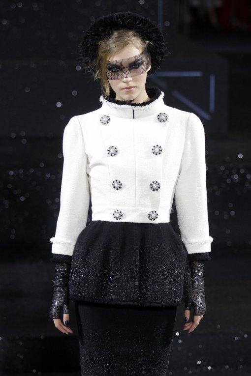 Chanel Haute Couture FW 2011
