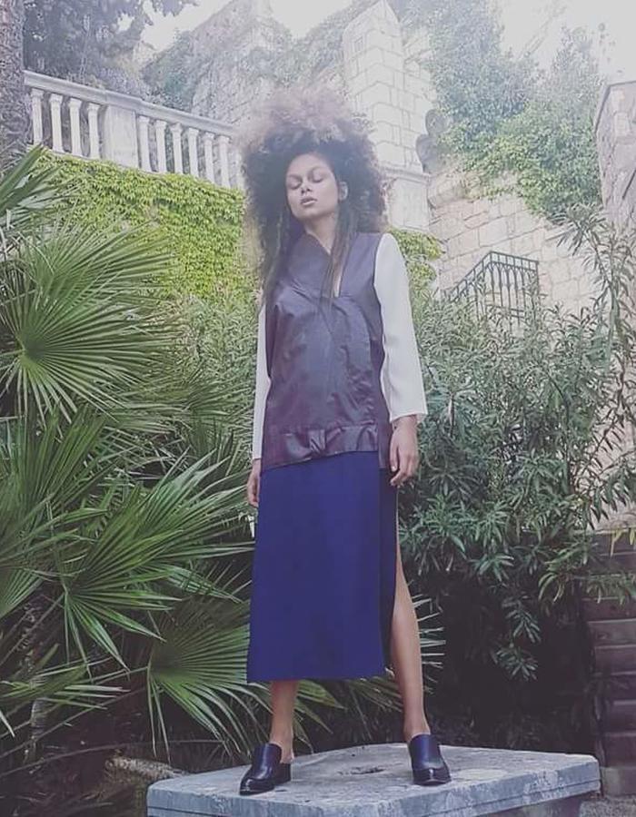 Mastered HQ 2017 Dubrovnik Women Asymmetric Jacket