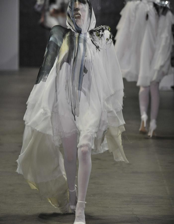 Look 3 - Photography: Roger Dean