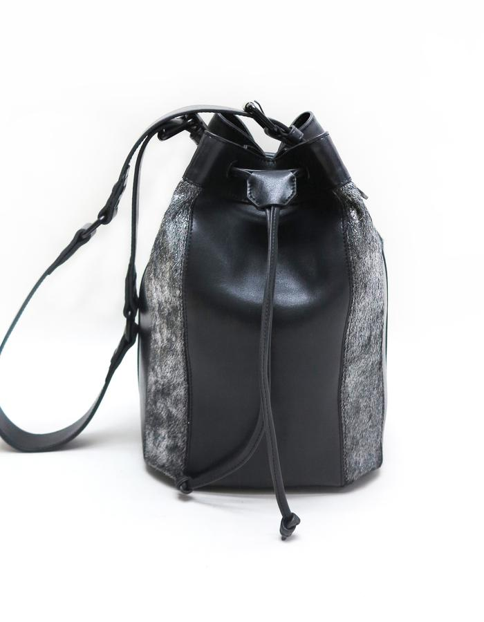 Radiant Bucket - Silver (Back)