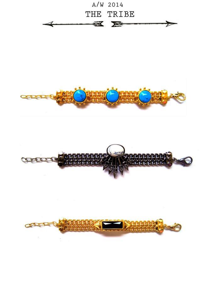 pretty stoned bracelets