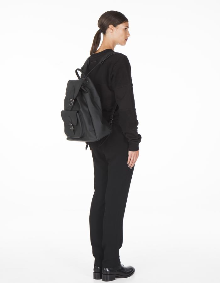 ONAR STOTT backpack - black leather