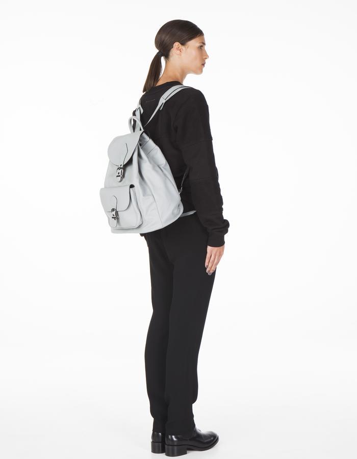 ONAR STOTT backpack - pale grey