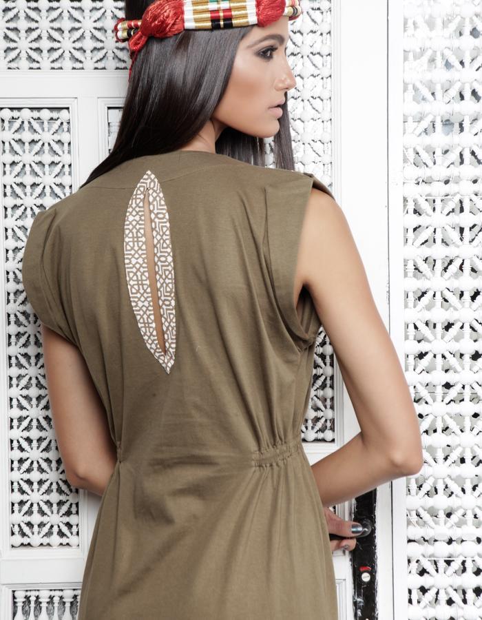 1063cb465a ... DKM 01: Maxi Kaftan Dress ...