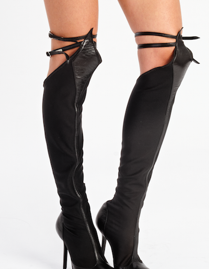 Sheba over the knee boots