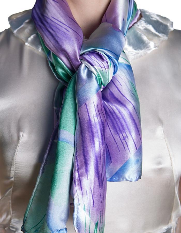Multicolour scarf