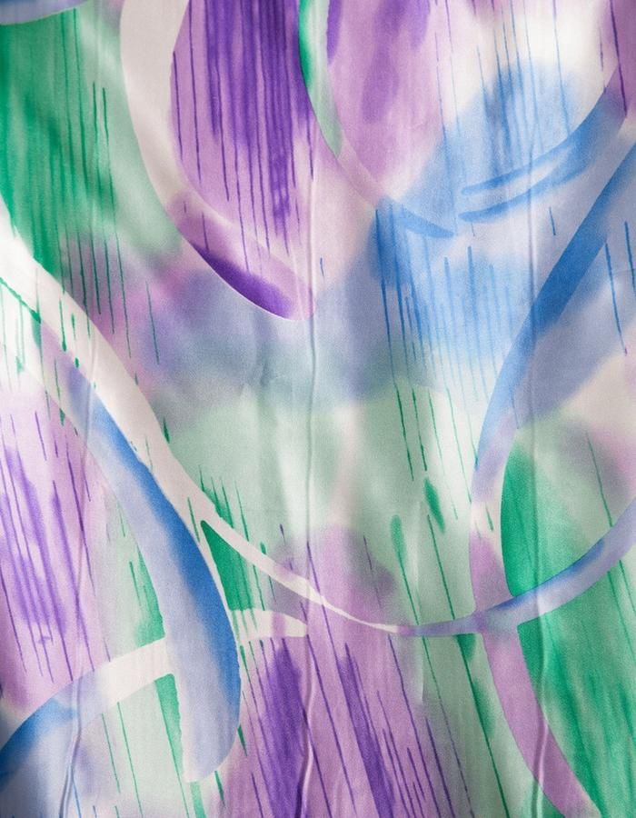 Multicolour scarf (pattern)