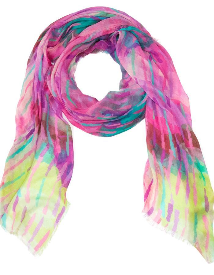 Laelia scarf by Liz Nehdi