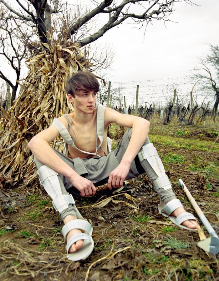 Jan Cerny Wear Vineyard