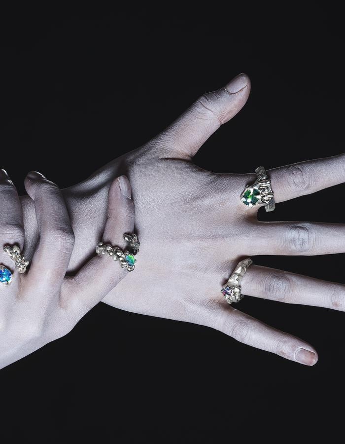 HLSK jewellery look book