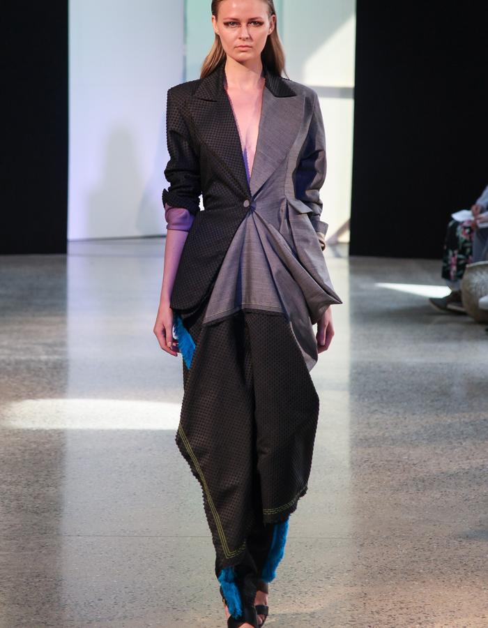 Graduate Collection Look 1