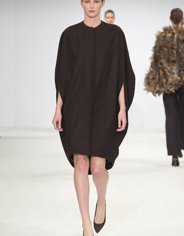 COCOONED#COAT#DRESS
