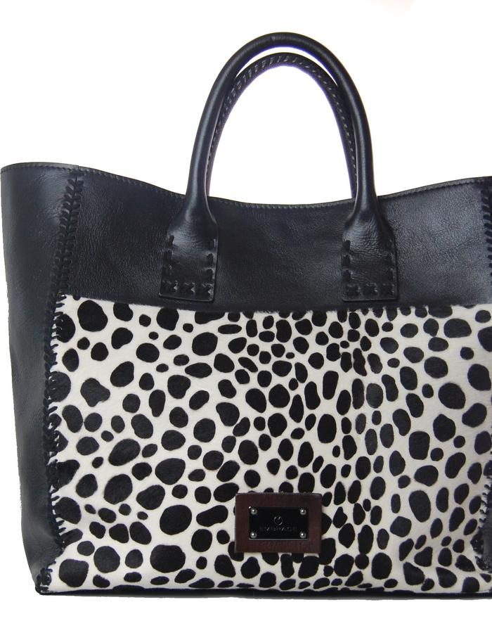 MICHELE Line (print calf hair and calf leather)