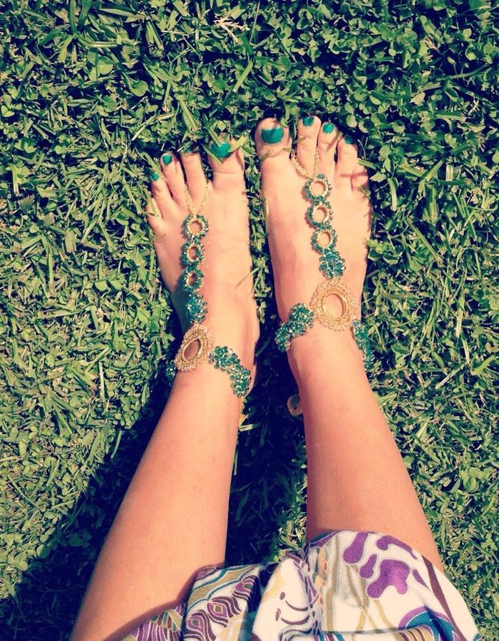 Beach sandal Mod. Costa Smeralda