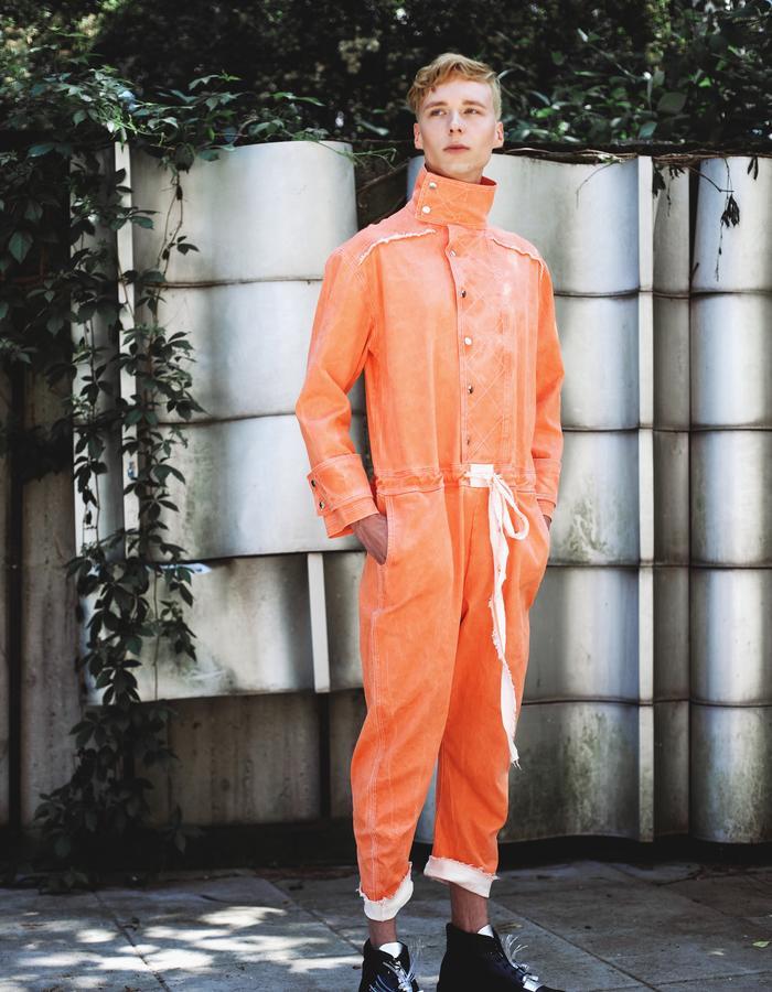 Jan Cerny Wear Camouflage look 3