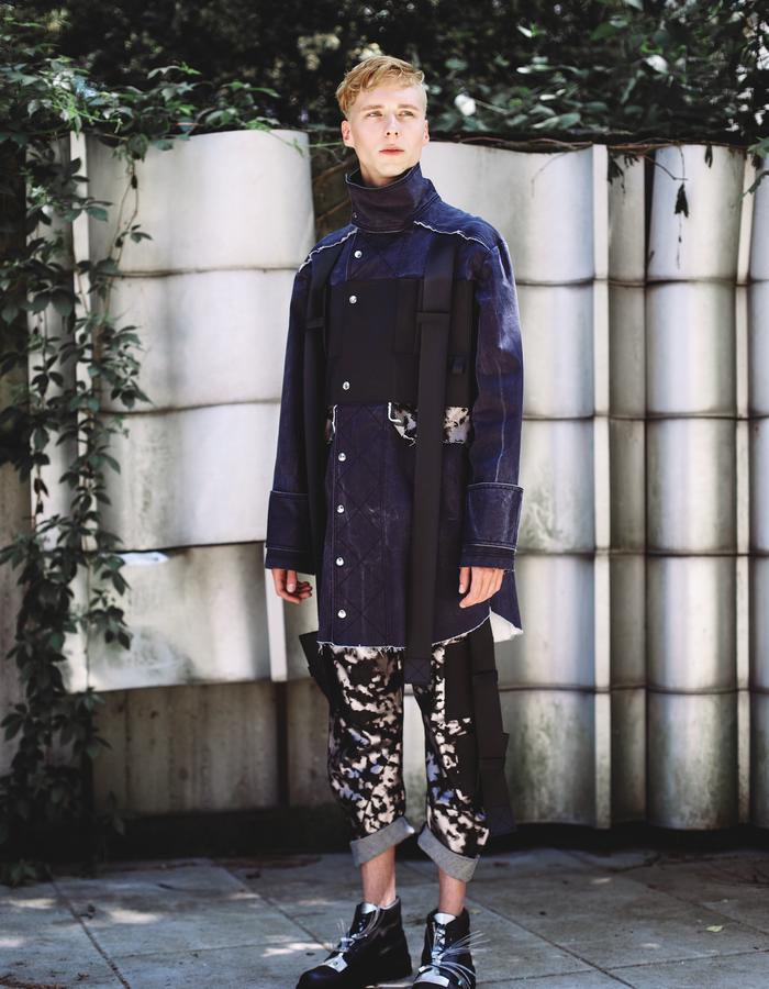 Jan Cerny Wear Camouflage look 7