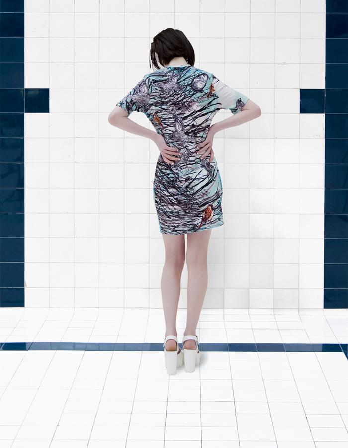 Dead Sleekit dress