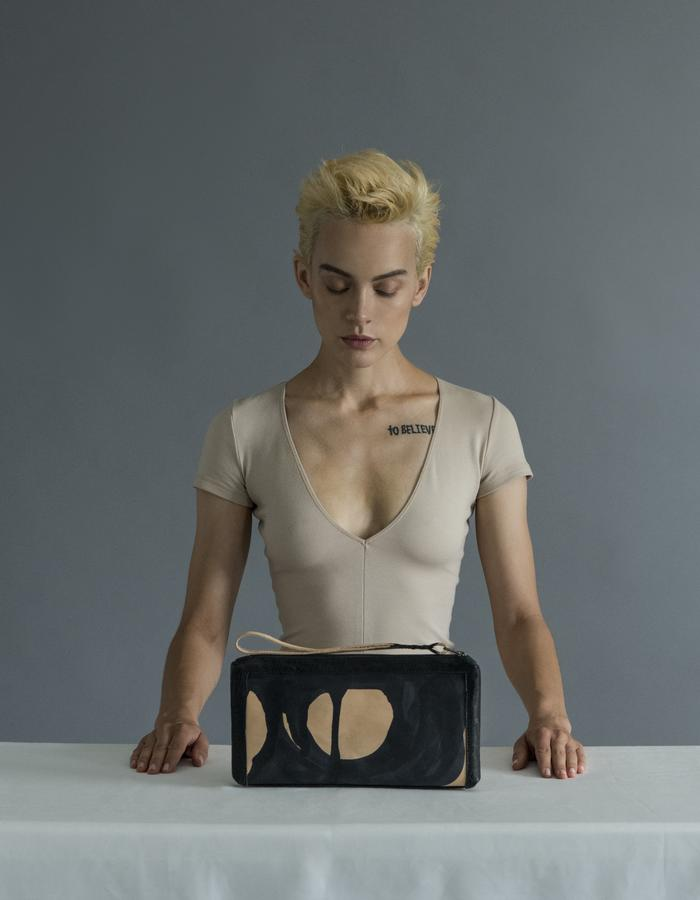 KAMY CLUTCH BAGS BY MEIRAV OHAYON