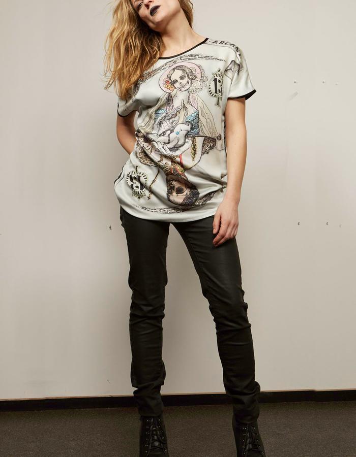 """DOREAPALAN/Arcane 13 T Shirt/ """"Arcane"""" collection"""