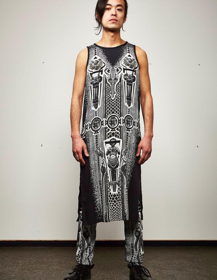 """DOREAPALAN/Opium Dress/ """"Mydriasis"""" collection"""