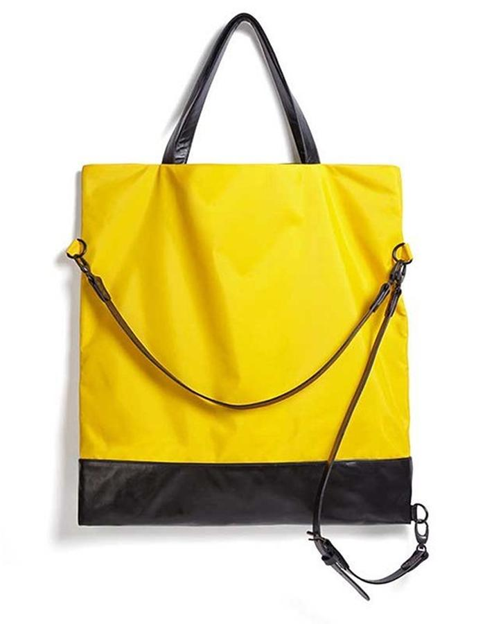 Wilton yellow multifunctional bag