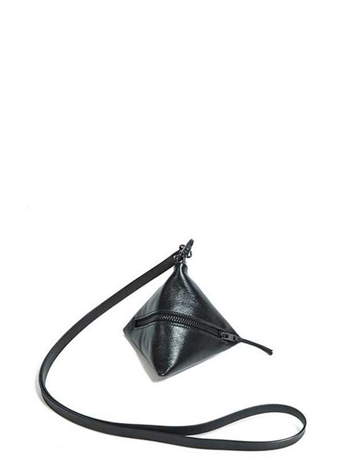 Diagon black purse