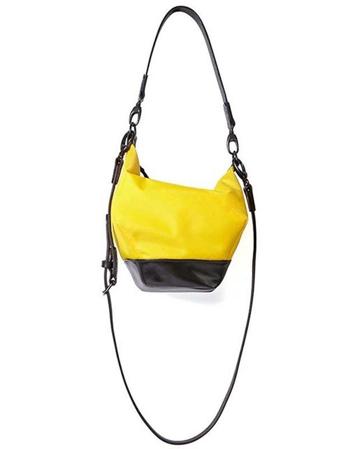 Belmore yellow bag