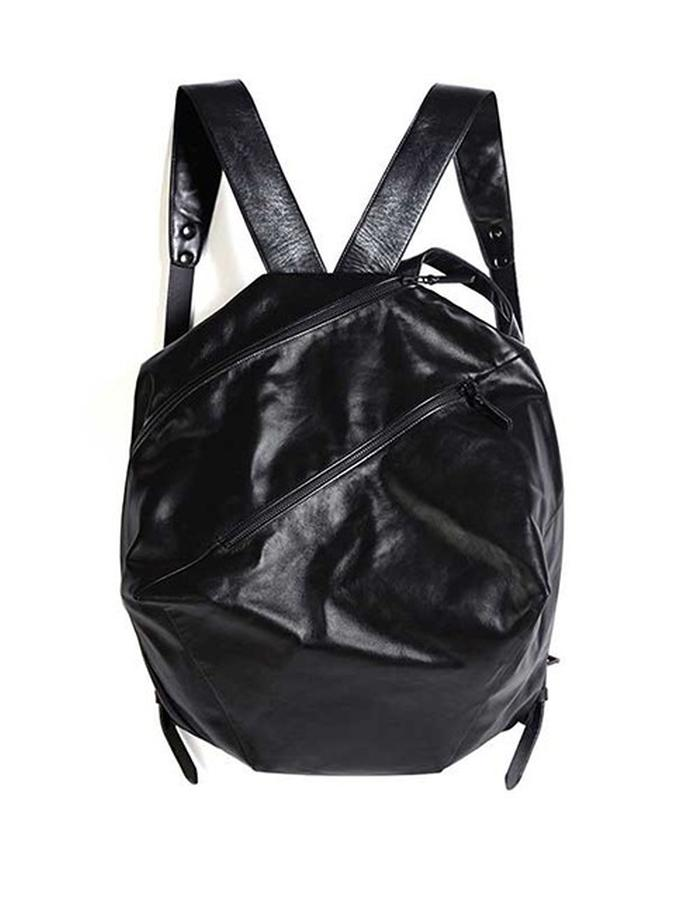 Dunbridge black backpack