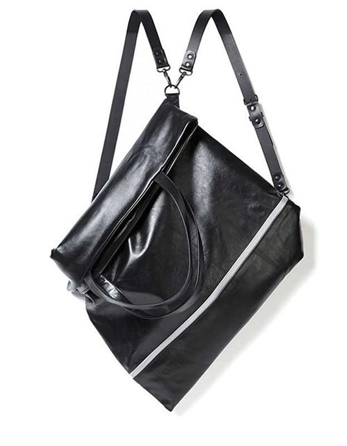 Wilton multifunctional bag with reflective detail