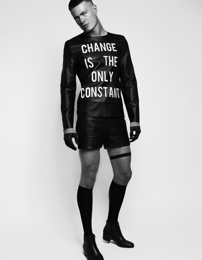 Benjamin Bertram Change Is The Only Constant