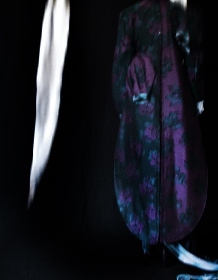 Combo Sleeves Long Shirt (back)