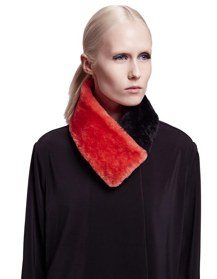 ONAR Ofra Collar Red salmon & Black