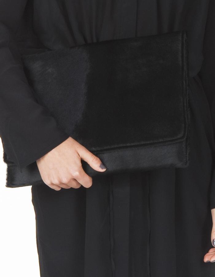ONAR Elif Clutch Black