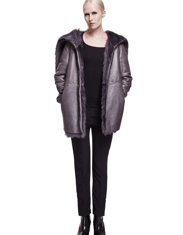 ONAR Fener Coat Grey