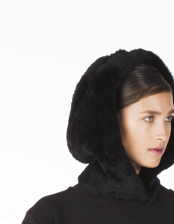 ONAR Skia Hood Black