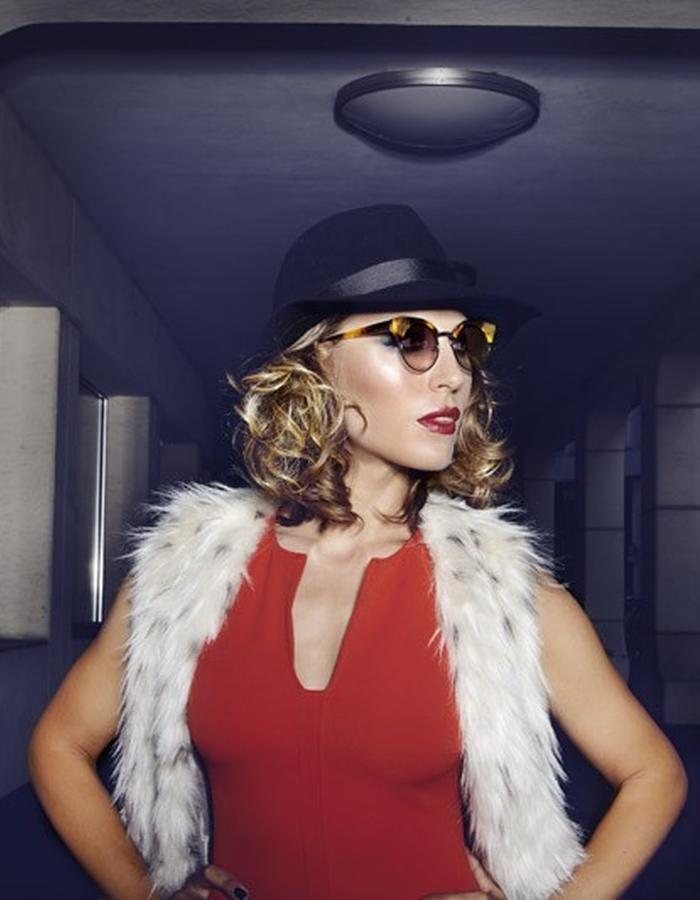 Toxit Sunglasses Campaign Mod. Curvy Vintage