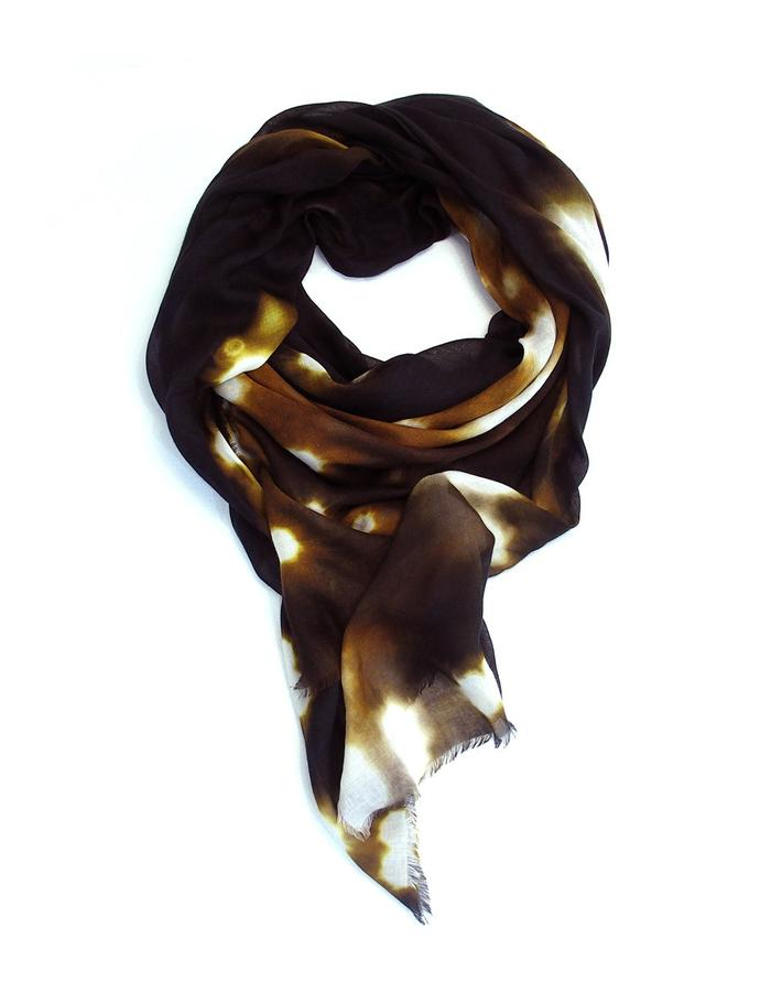 scarf from a friend of mine, limited edition, made in Italy. universe2.