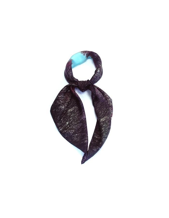 scarf from a friend of mine, limited edition, made in Italy. labyrinth1.