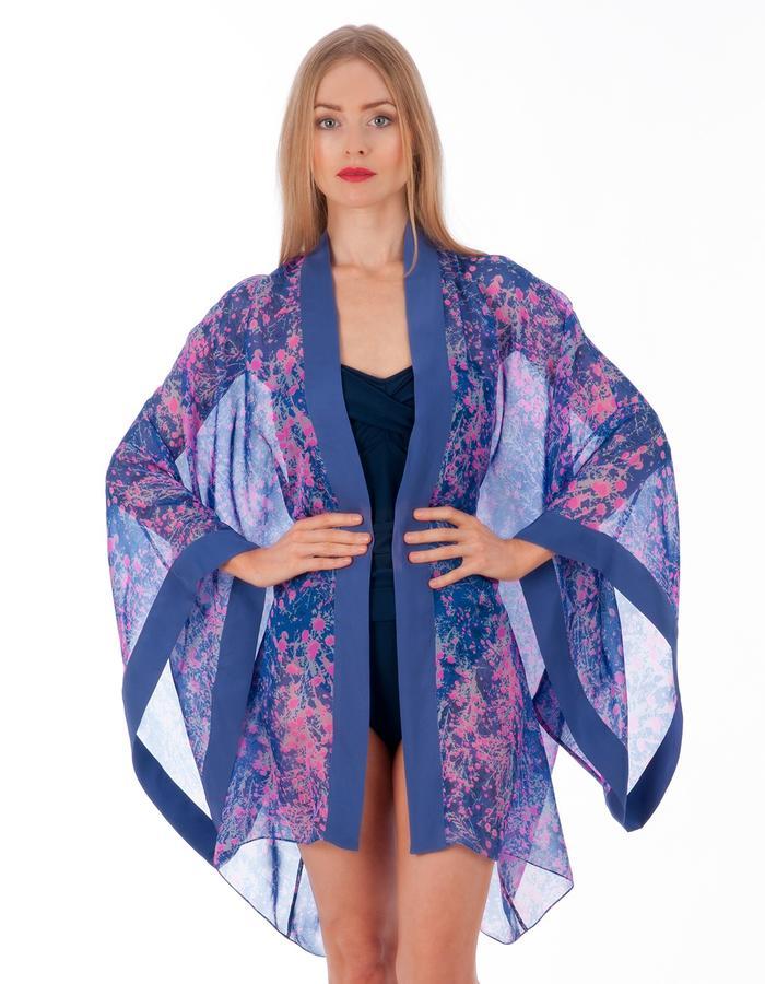 LizNehdi_TahitiPlage_Kimono_silk_BluePurpleFuchsia
