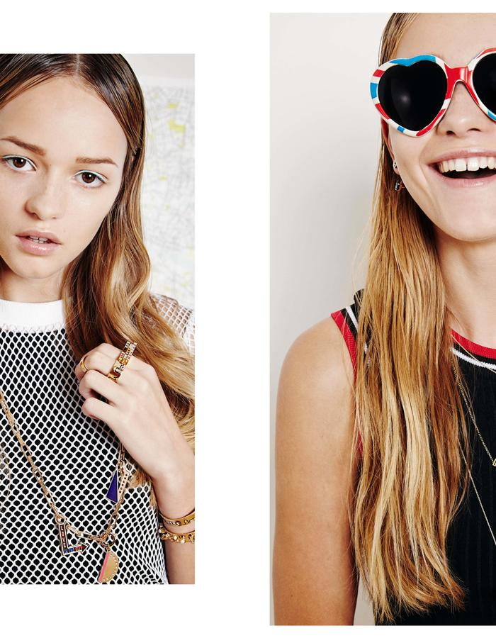 MFP In The City Jewellery Collection  Lookbook