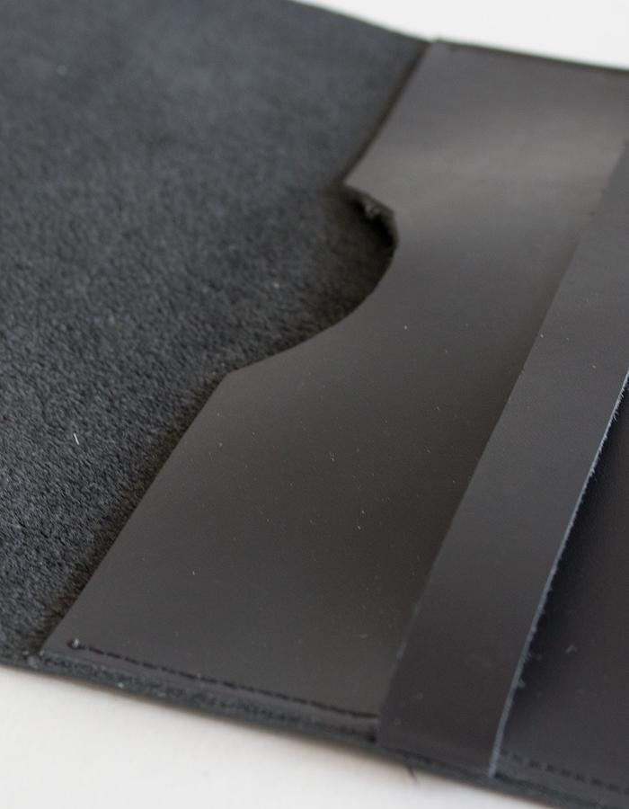 iPad cover detail