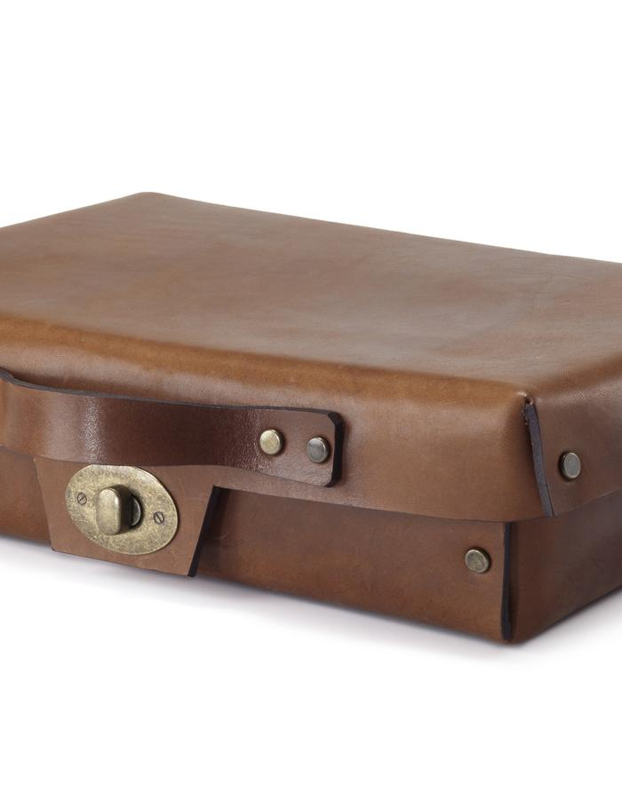 Jett suitcase brown by Colle'cte