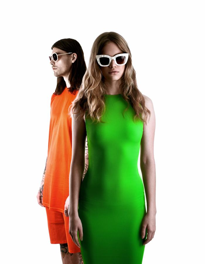 Spring/Summer 2016, campaign, sunglasses, supermarket