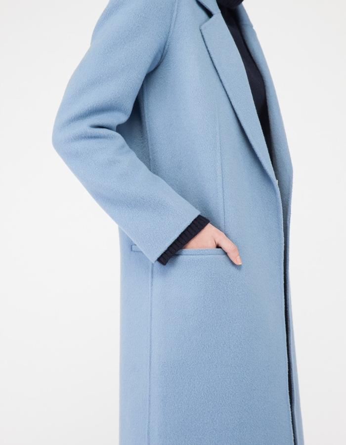 Mute by JL cashmere coat serenity JL003