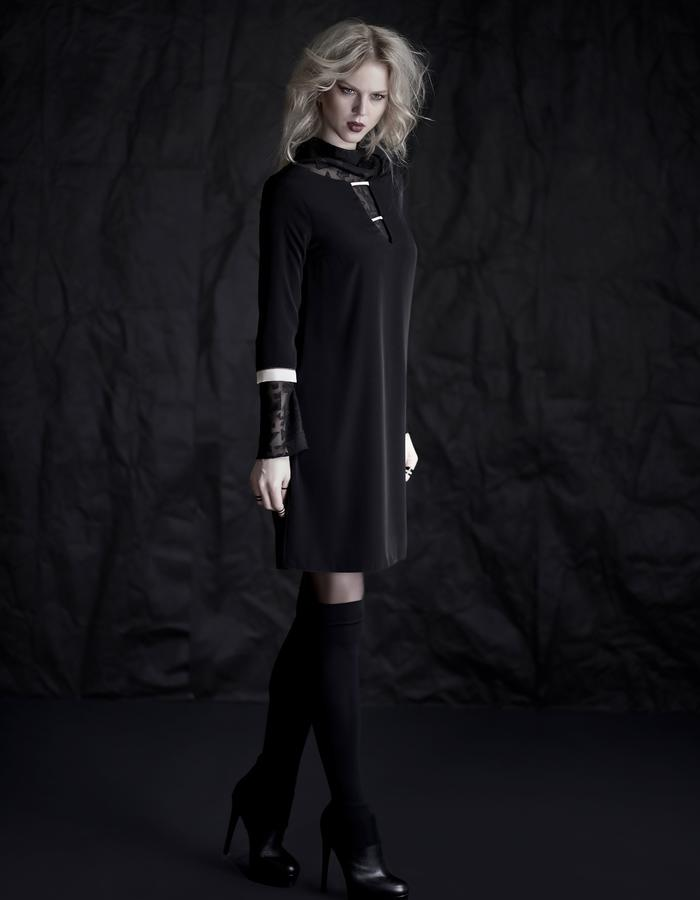 Martinet Noir V-DRESS