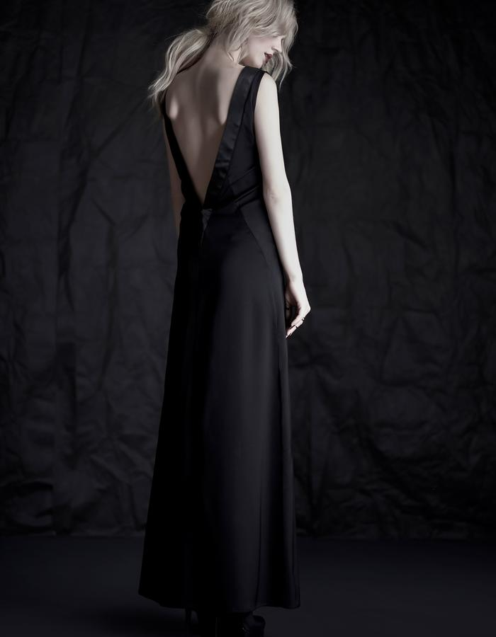 Martinet Noir caroline dress
