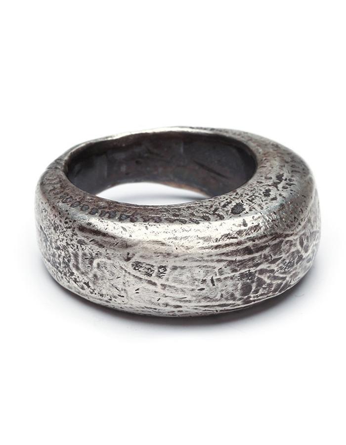Mala ring - Sterling
