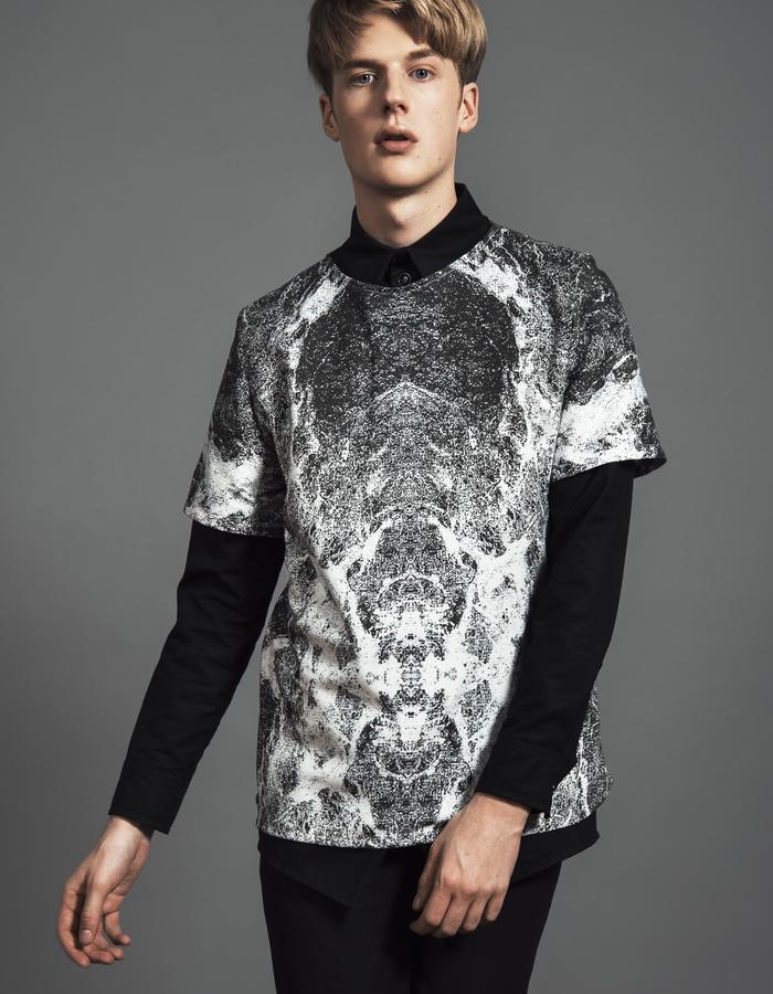 JANOS BLACK/T-Shirt + BERNAT BLACK/Shirt