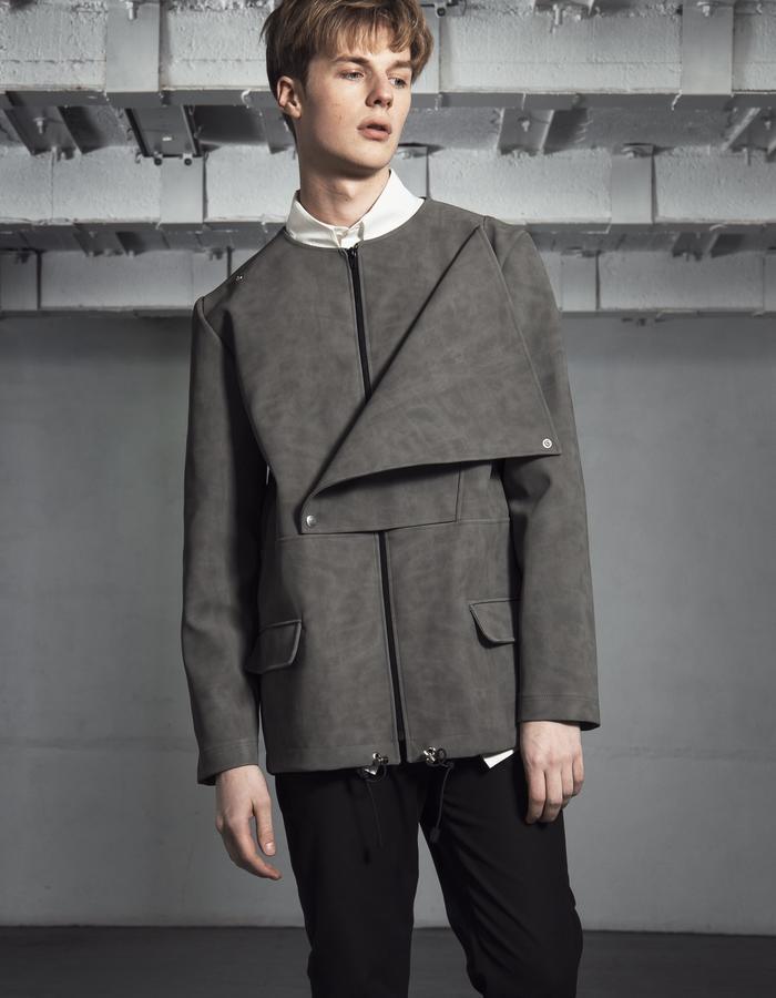 ANDRAS/Jacket + LAZSLO BLACK/Pants
